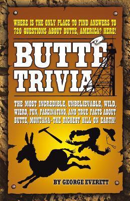 Butte Trivia 9781931832854