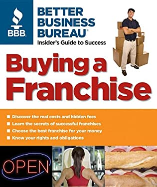 Buying a Franchise 9781933895017