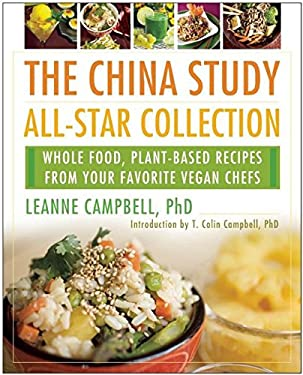 CHINA STUDY ALL STAR COLLECTION 9781939529978