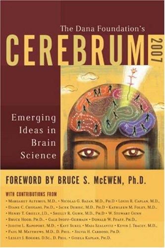 Cerebrum: Emerging Ideas in Brain Science 9781932594249