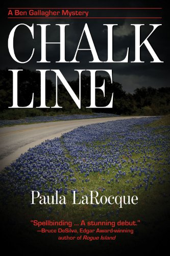 Chalk Line: A Ben Gallagher Mystery 9781933338958