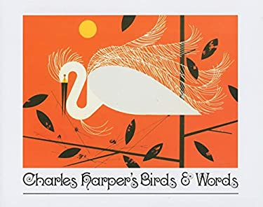 Charles Harper's Birds and Words 9781934429051