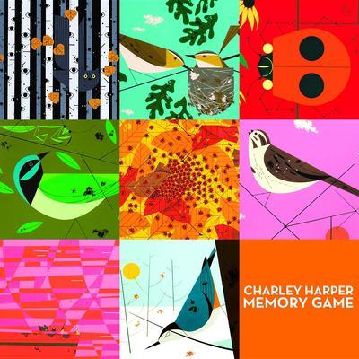 Charley Harper Memory Game 9781934429266