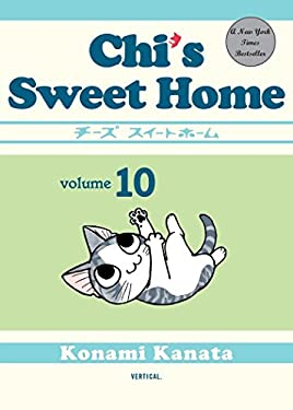 Chi's Sweet Home, Volume 10 9781935654698