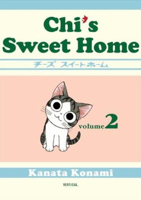 Chi's Sweet Home, Volume 2 9781934287859