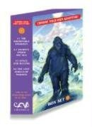 Choose Your Own Adventure 4-Book Set, Volume 1: The Abominable Snowman/Journey Under the Sea/Space and Beyond/The Lost Jewels of Nabooti 9781933390949