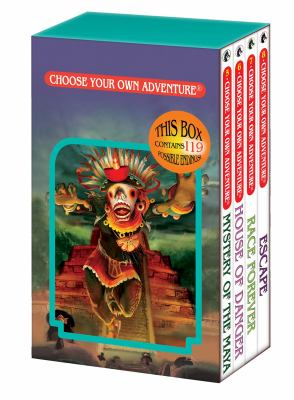 Choose Your Own Adventure, Volume 2: Mystery of the Maya/House of Danger/Race Forever/Escape 9781933390956