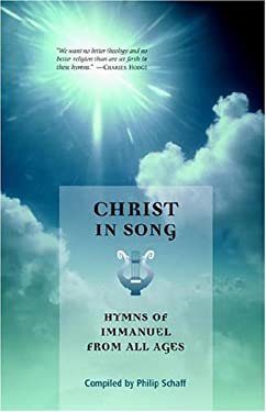 Christ in Song 9781932474060