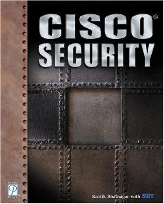 Cisco Security 9781931841849