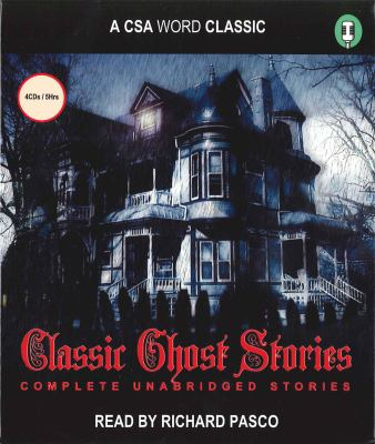 Classic Ghost Stories 9781934997185