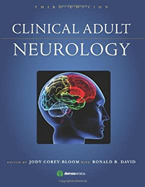 Clinical Adult Neurology, 3rd Edtion 9781933864358