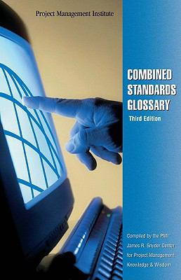 Combined Standards Glossary 9781933890272