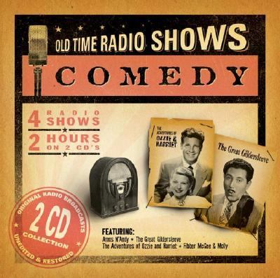 Comedy: Old Time Radio 9781932806250