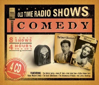 Comedy: Old Time Radio 9781932806144