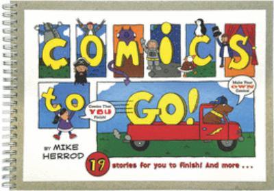 Comics to Go 9781934706381