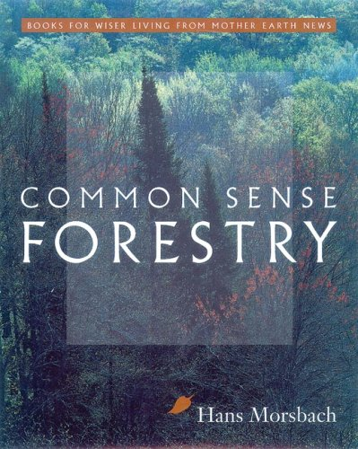Common Sense Forestry 9781931498210