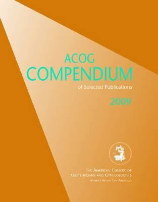 Compendium of Selected Publications 2009