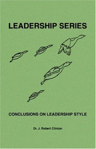 Conclusions on Leadership Style 9781932814194