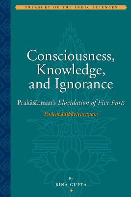 Consciousness, Knowledge, and Ignorance: Prakasatman's Ellucidation of Five Parts 9781935011033