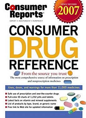 Consumer Drug Reference 9781933524030