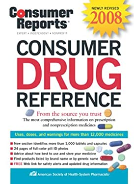 Consumer Drug Reference 9781933524115