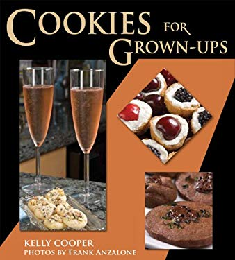 Cookies for Grown-Ups 9781933176420