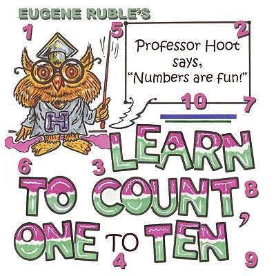 Counting 1 to 10 with Professor Hoot 9781935137474