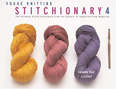 Crochet: The Ultimate Stitch Dictionary 9781933027203