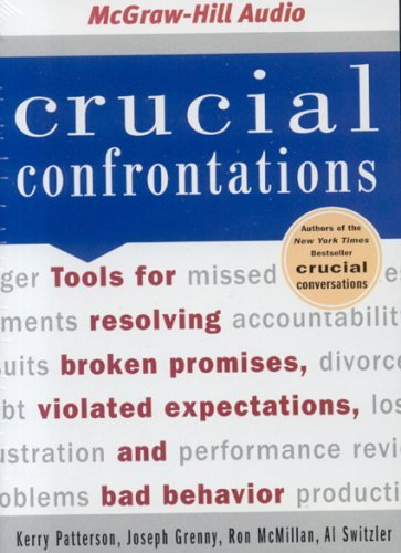 Crucial Confrontations 9781932378825