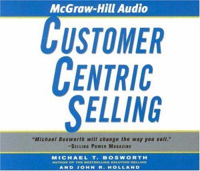 Customercentric Selling 9781932378535