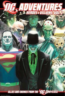 DC Adventures RPG: Heroes & Villains Volume 2 9781934547397