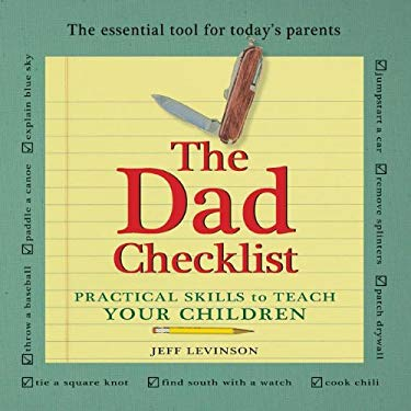 The Dad Checklist 9781932663280