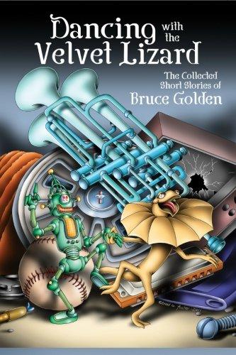 Dancing with the Velvet Lizard 9781936144174