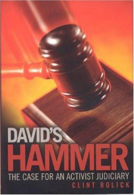 David's Hammer: The Case for an Activist Judiciary 9781933995038