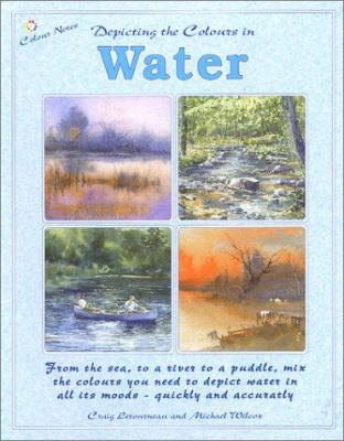 Depicting the Colours in Water 9781931780100