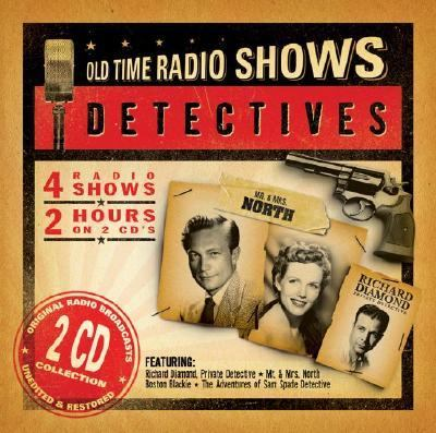 Detectives: Old Time Radio 9781932806281
