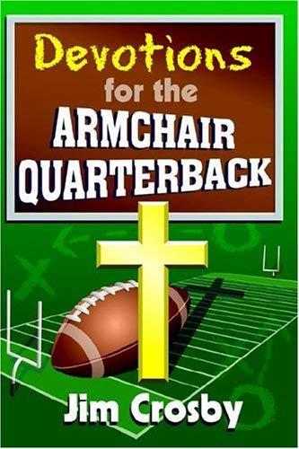 Devotions for the Armchair Quarterback 9781932966329