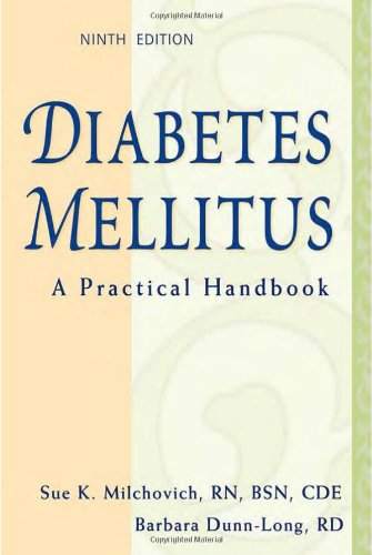 Diabetes Mellitus: A Practical Handbook 9781933503073