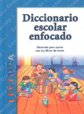 Diccionario Escolar Enfocado: Lectura: Grado 1 9781932554021