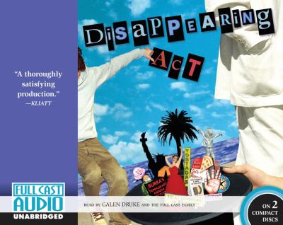 Disappearing Act 9781933322179