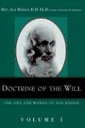 Doctrine of the Will. 9781932370355