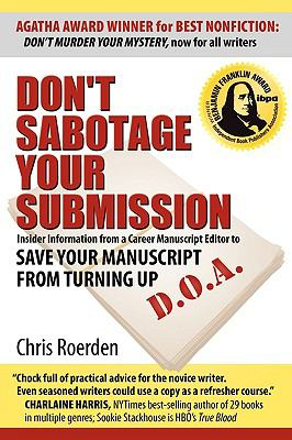 Don't Sabotage Your Submission 9781933523316