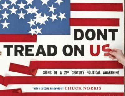 Don't Tread on Us!: Signs of a 21st Century Political Awakening