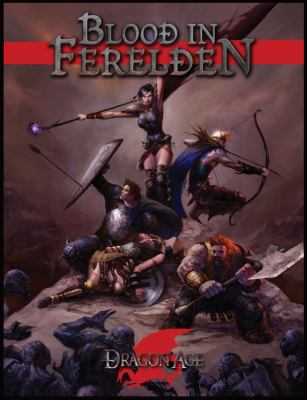Blood in Ferelden 9781934547335