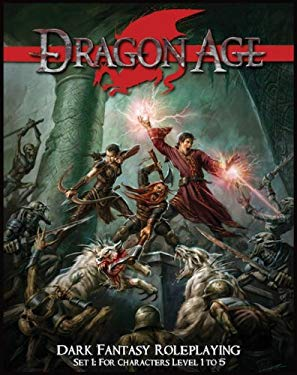 Dragon Age: Dark Fantasy Roleplaying Set 1: For Characters Level 1 to 5 [With Dice and Map and Player's Guide, Game Master's Guide] 9781934547304