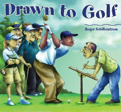 Drawn to Golf 9781932202168