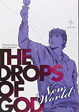 Drops of God, Volume '05: New World 9781935654520