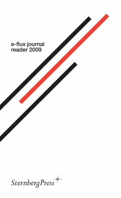 E-flux Journal Reader 9781933128818