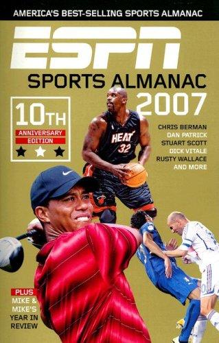 ESPN Sports Almanac 9781933060163