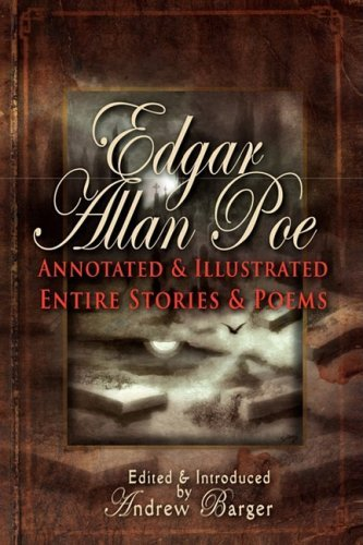 Edgar Allan Poe Annotated and Illustrated Entire Stories and Poems 9781933747088